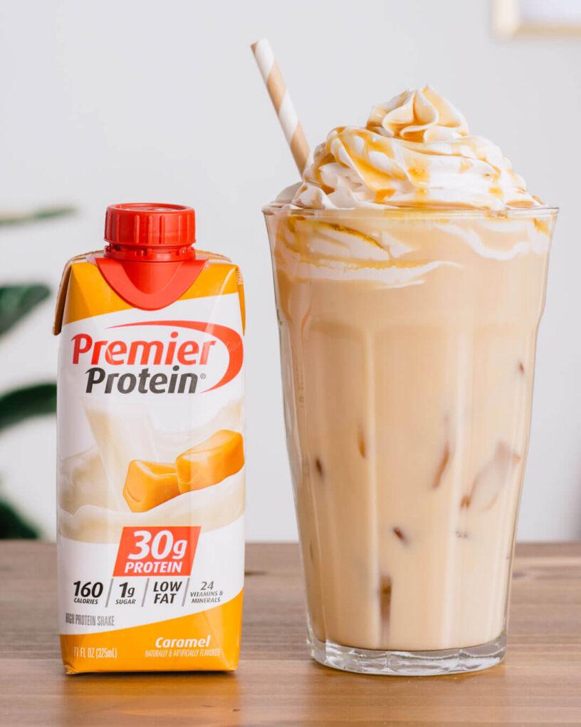 Premier Protein Caramel Macchiato