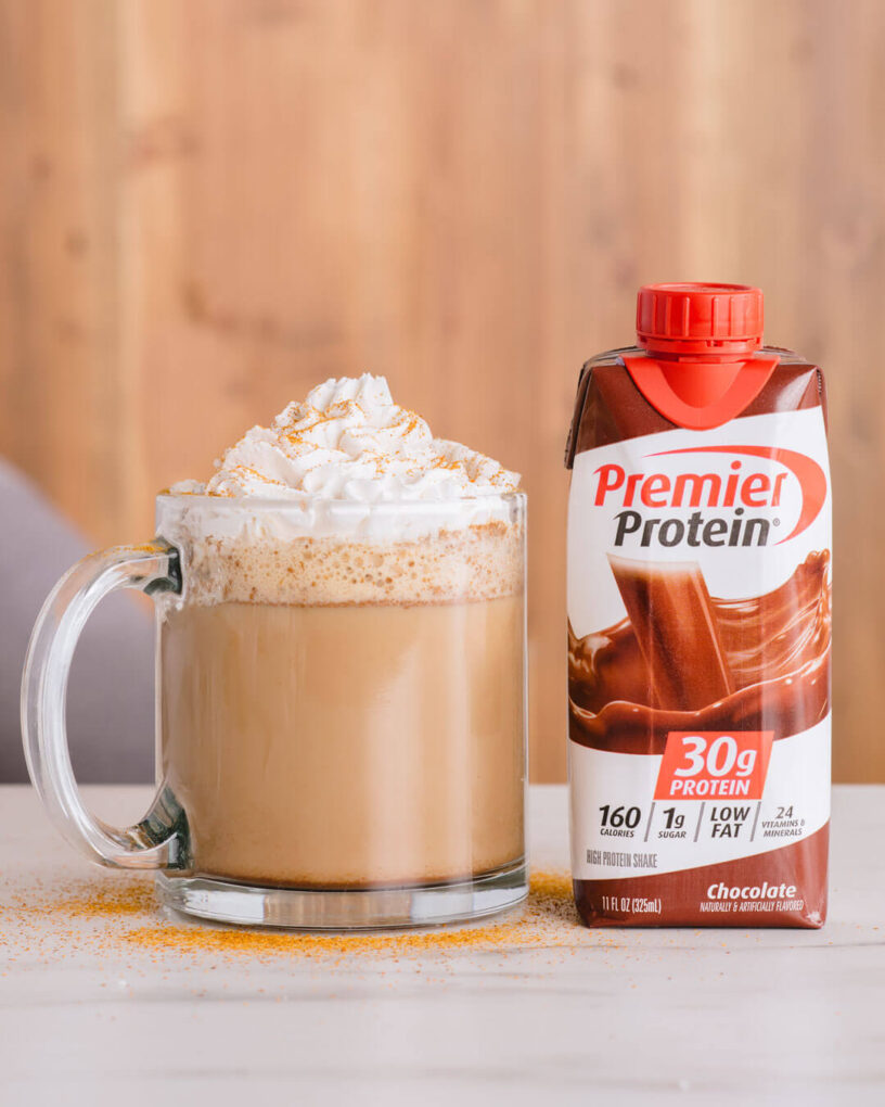 Premier Protein Mexican Hot Cocoa Chocolate