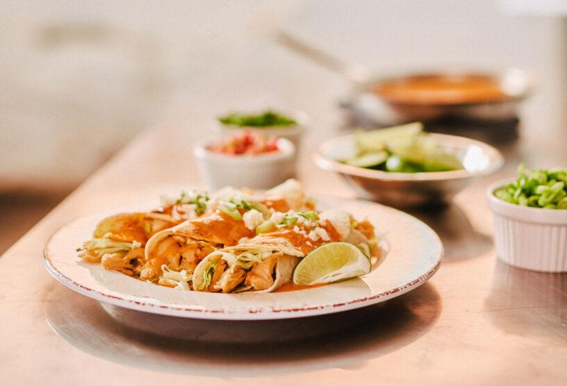 Nestle Minors Chipotle Alfredo Enchiladas 0665 1112