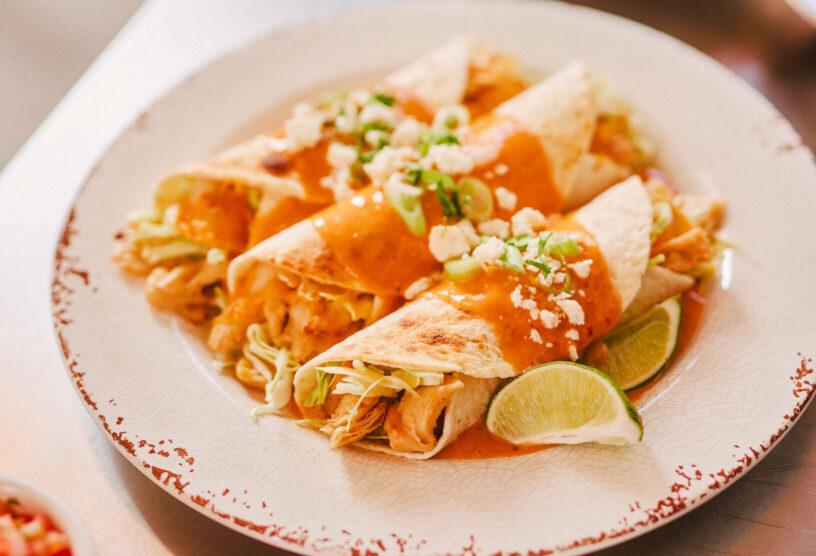 Nestle Minors Chipotle Alfredo Enchiladas 0710 1112